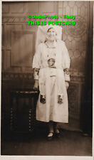 R433024 Woman. Parliament St. Nottingham. 1929. Old Photography. Postcard
