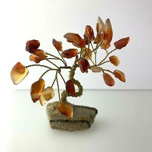 A Tree of life Souvenir Genuine Baltic Amber