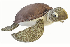 Wild Republic 76cm Cuddlekins Jumbo Sea Turtle Plush Toy