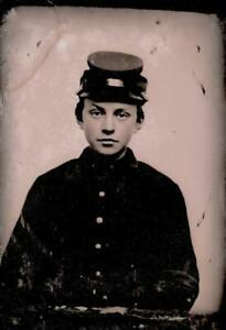 Master Series Collection Civil War Soldier Ninth-Plate Tintype C2729RP