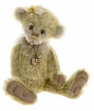 "Save Charlie Bears 2019 Celandine 11"" Mohair Ltd Isabelle Lee SJ5948B -"