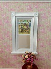 Grape Clusters  Motif Dollhouse Miniature Victorian  Stained Glass Window Film