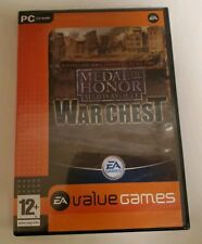 Medal Of Honor Allied Assault War Chest PC Game Factory Sealed