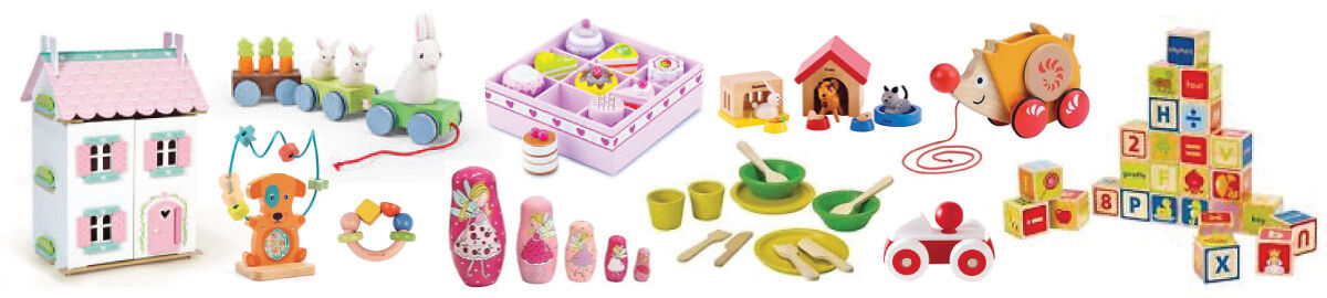 Wooden It Be Great Toy Store