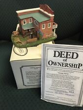 SWEPT AWAY (Gone With Wind) 1993 Kennedy Store NIB Structure #78177