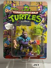 SCUMBAG - Original Teenage Mutant Ninja Turtles - MOC - NEW - UNPUNCHED