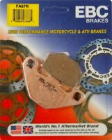 EBC - FA67R - R Series Sintered Brake Pads - Made In USA