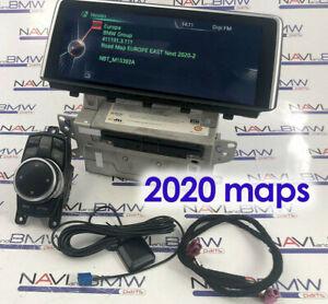 BMW M X5 F15 X6 F16 F85 NBT navigation HU upgrade set touchpad sat nav 2021 maps