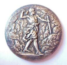 médaille argent MINES DE MALFIDANO