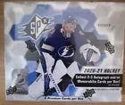 2020-21 Upper Deck SPx NHL Karten Hockey Box - BRAND NEWOVP Trading Card Umkartons - 261333