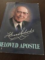 LeGrand Richards Beloved Apostle LDS Mormon Lucile Christenson Tate 1982 Book