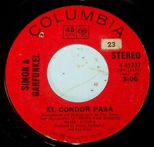 Simon & Garfunkel 45 El Condor Pasa / Why Don't You Write Me