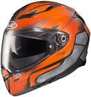 HJC F70 Deathstroke Helmet Full Face Inner Shield Pinlock Ready DOT ECE XS-2XL