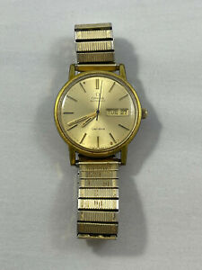 Vintage Omega Automatic Geneve 1022 Day/Date Watch