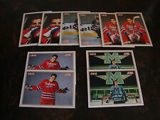 1990-91 Score Hockey---Eric Lindros B1-B5---Complete Sets---Lot Of 2---NrMt