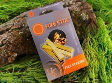 UST 12 PACK FIRE STIX FIRE STARTER TINDER BUSHCRAFT SURVIVAL CAMPING SCOUTS