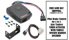 Brake Control with Vehicle Specific  Wiring Harness FOR 2015-2019 Toyota