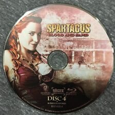 USED | Spartacus: Blood & Sand Blu-Ray Disc 4 Only | Season 1 | Replacement