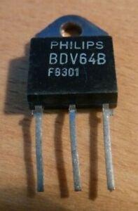 BDV64B Transistor Philips 1983