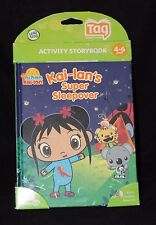 LeapFrog Tag Reading System Activity StoryBook Kai-Lan's Super Sleepover