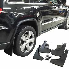 Jeep Grand Cherokee Mud Flaps 2011-2018 Guards Protectors 4pc Front and Rear Set