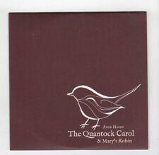 (IB736) Ange Hardy, The Quantock Carol / Mary's Robin - 2016 CD