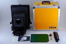[TOP MINT+++] Toyo 810MII 810M II Large Format Field Film Camera from japan #94