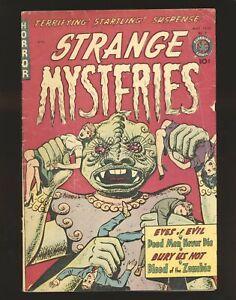 Strange Mysteries # 5 VG Cond.