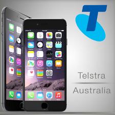 UNLOCK SERVICE Telstra Australia iPhone 4 5 5s 6 plus 6s 7 8 X Xs Xr Clean IMEI