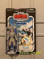 """Star Wars The Vintage Collection VC05 AT-AT Commander 3.75"""" Figure New On Card"""