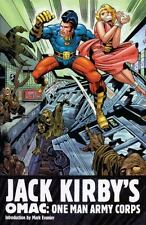 Jack Kirby's O.M.A.C.: One Man Army Corps-ExLibrary