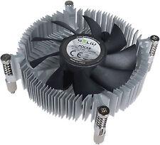 Gelid Solutions Polar 1U de bajo perfil silencioso Cpu Cooler Para Intel 1150/1155/1156