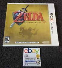 The Legend of Zelda: Ocarina of Time Nintendo 3DS 2DS USA/Canada Version NEW