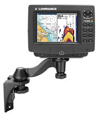 RAM Swing Arm Mount, Vertical base, Many uses - Lowrance, Garmin, Humminbird