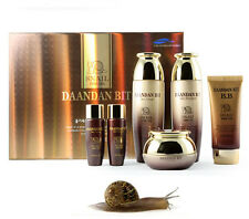 DAANDANBIT PREMIUM SNAIL STEM CELL 4Sets Korean Cosmetics