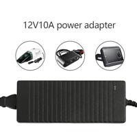 10A 100-240V Cigarette Lighter Socket Mains Plug to 12V Charger Power Adapter UK