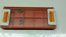 DCMT 07 02 02-MF 1105 SANDVIK DCMT 2(1.5)0-MF NEW Carbide Inserts 4 pcs