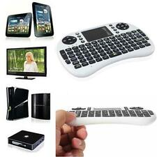 new Wireless Fly Air Keyboard Mouse Touchpad For Smart TV Android PC TV Box new)