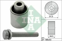 TIMING BELT DEFLECTION GUIDE PULLEY INA OE QUALITY REPLACEMENT 532 0833 10