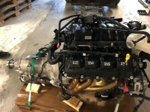 19 DODGE CHALLENGER SRT 6.4 392 HEMI ENGINE W/ AUTOMATIC TRANSMISSION SWAP 14K