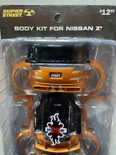 Super Street Xmods Body Kit For Nissan Z - New in Package