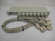 VSCom USB to 16-Port Serial Adapter Model USB-16COM-RM