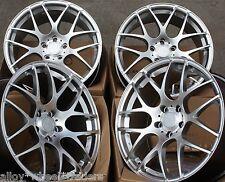 """18"""" s dare x2 alloy wheels fits bmw 1 3 series e36 e46 e90 e91 e92 e93 z3 z4 m12"""