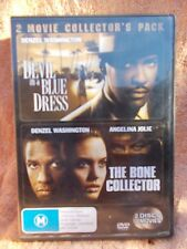 DEVIL IN A BLUE DRESS/THE BONE CATCHER,DENZEL WASHIN(2 X DVD BOXSET) DVD M R4