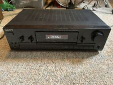 Sony STR-D390 A/V Stereo Receiver Amplifier, Tested And Works Great