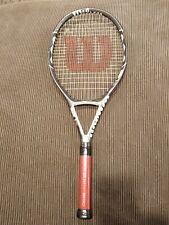 Wilson nCode n6 Hybrid tennis racket 4 1/4 grip, NWT!