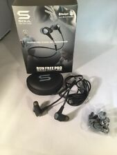 Soul Electronics - Run Free Pro Wireless Active Earphones with Bluetooth
