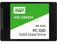 "WD 240GB Green SATA III 2.5"" Internal SSD WDS240G1G0A 3 Years Warranty"