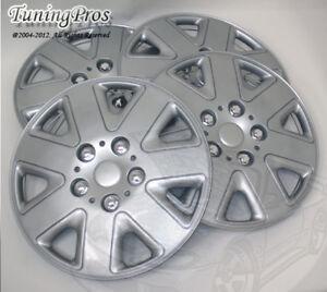 "Hubcap 16"" Inch Wheel Rim Skin Cover 4pcs Set-Style Code 026 16 Inches Hub Caps-"