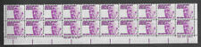 More details for usa-united states 1968 30c postage john dewey strip of 20 scot 1291 mnh.